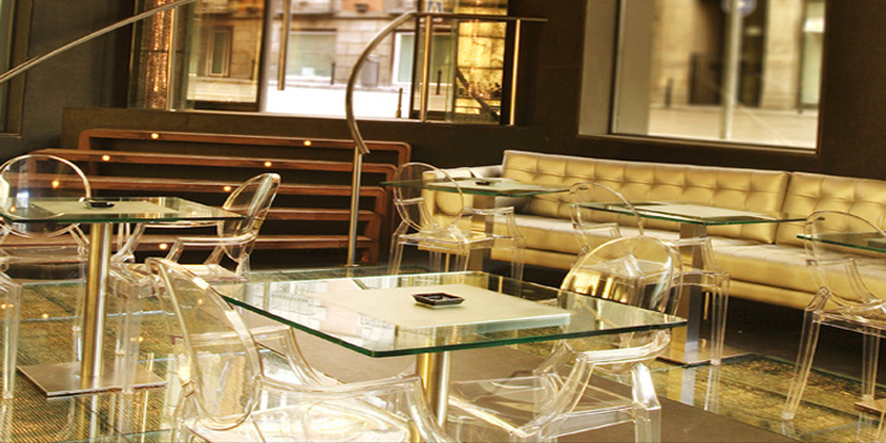 Brunch Hotel Urban Glass Bar (M28 Madrid)