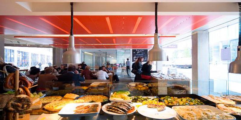 brunch London The Table Café brunch