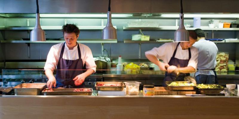 London The Table Café brunch