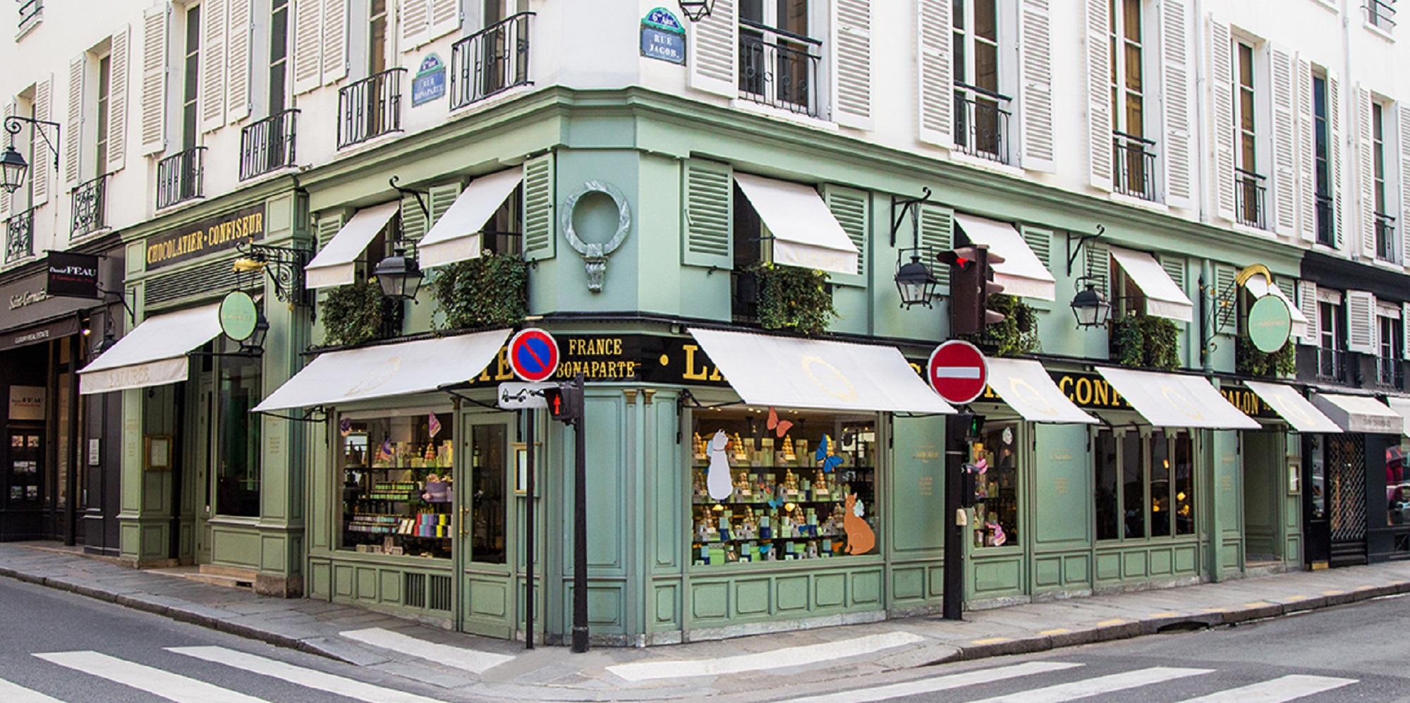Supérieur 21 Rue Bonaparte 75006 Paris #2: Brunch Paris 6ème Ladurée Bonaparte Brunch ...