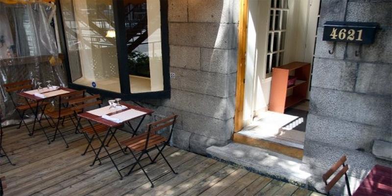 Montreal Chez Chose brunch