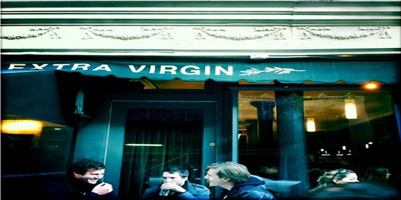 New York Extra Virgin brunch