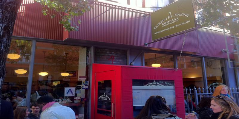 Brunch Clinton St Baking Company (NYC New York)