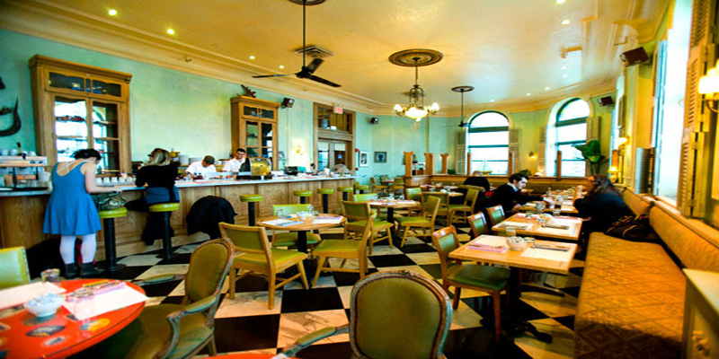 brunch New York Cafe Gitane brunch