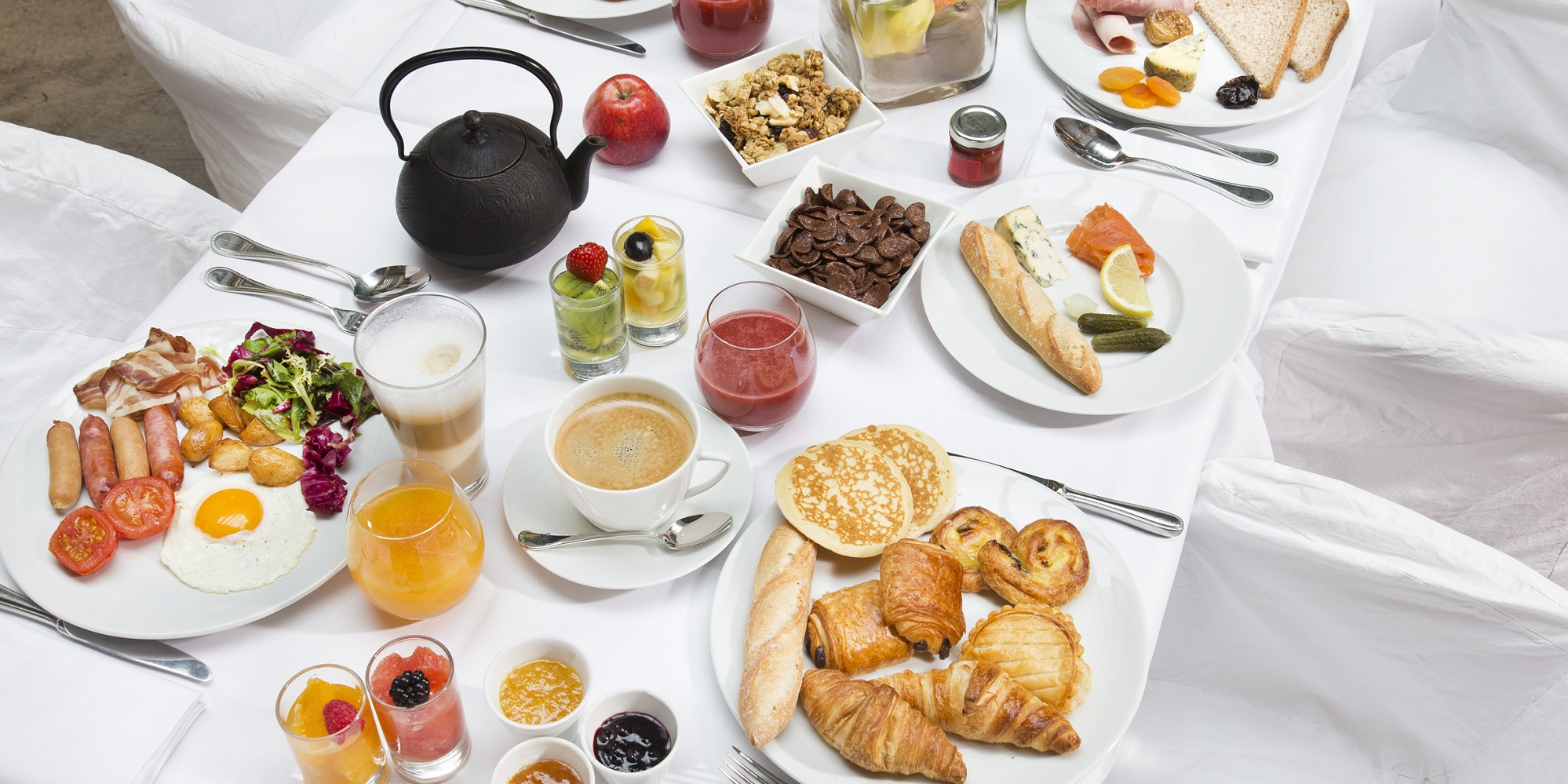 Brunch La Table du huit (75008 Paris)