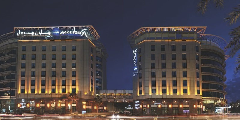 Dubai Radisson Blu Deira brunch