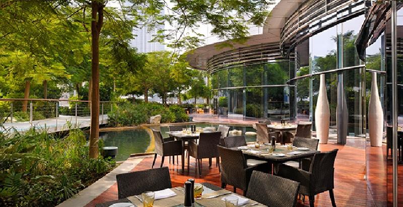 brunch Dubai Fazaris - The Palace Downtown brunch