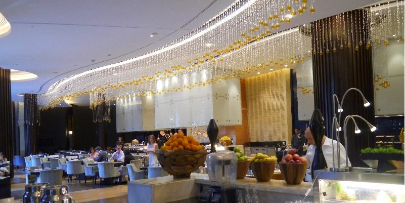 Dubai Fazaris - The Palace Downtown brunch