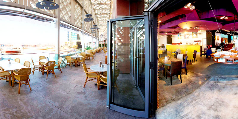 Brunch More Murooj Café (DU Dubaï)