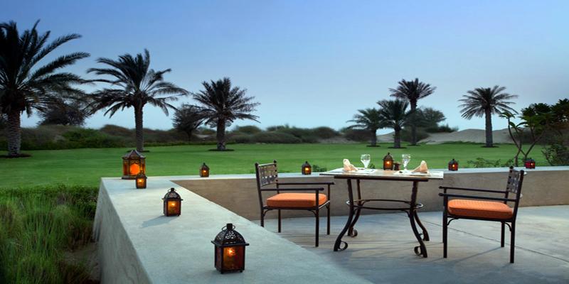 Brunch Al Forsan - Bab El Shams (DU Dubaï)