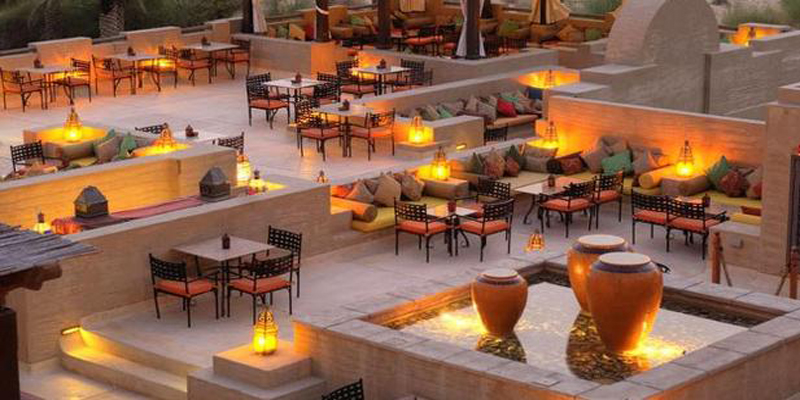 Dubai Al Forsan - Bab El Shams brunch