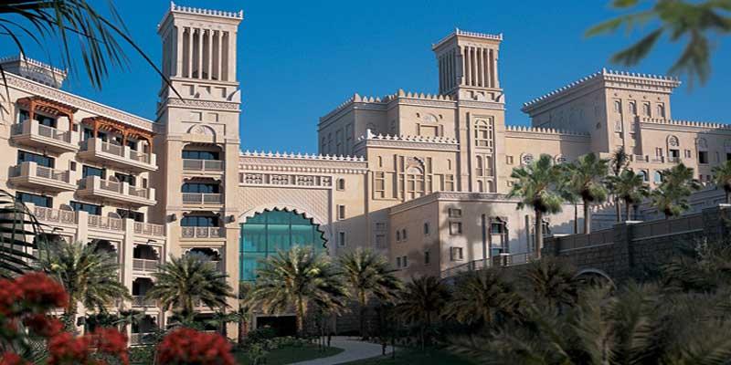 Brunch Al Qasr (DU Dubaï)