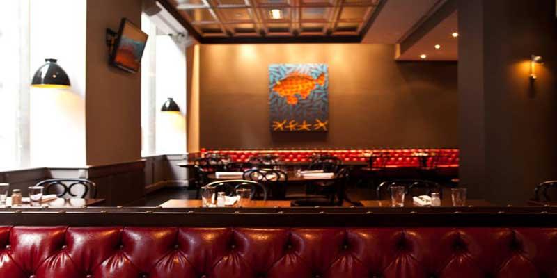 New York The Bailey Pub & Brasserie brunch