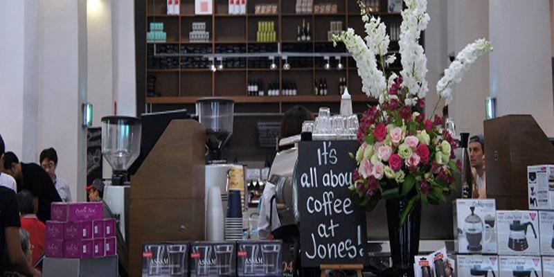 Brunch Jones The Grocer (SGP Singapour)
