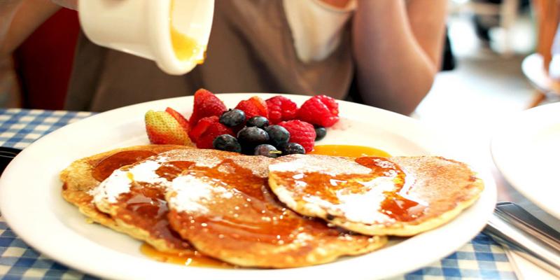 brunch London The Breakfast Club Angel brunch