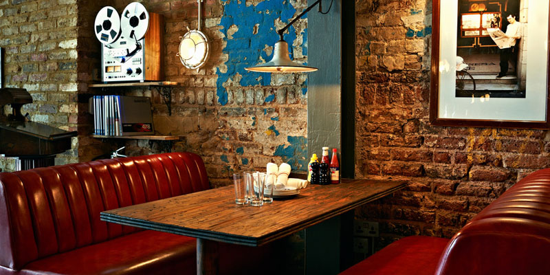 Brunch Electric Diner (LDR Londres)
