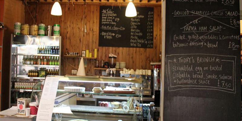 London Frizzante - Hackney City Farm brunch