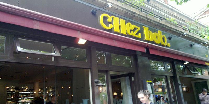 Brunch Chez Bob (LDR Londres)
