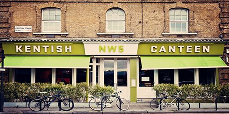 Brunch Kentish Canteen (LDR Londres)