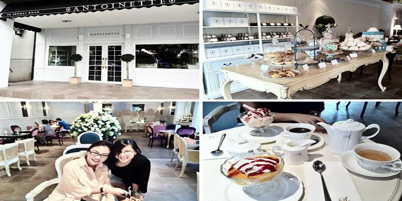 Brunch Antoinette (SGP Singapour)