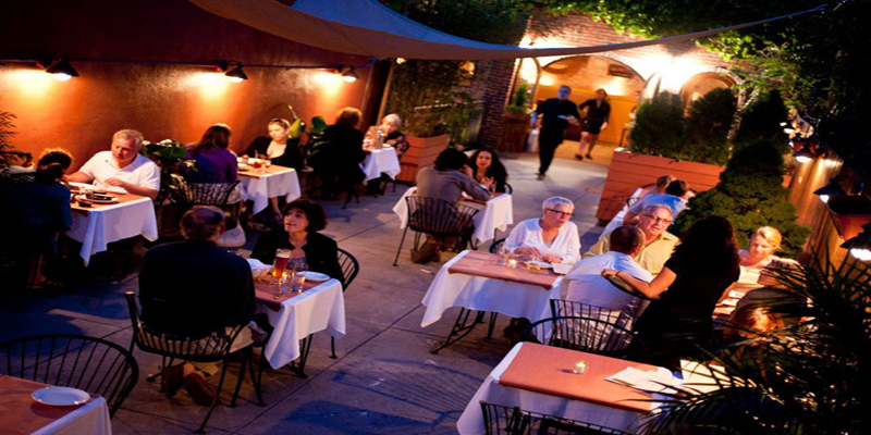 brunch New York Benchmark Restaurant brunch
