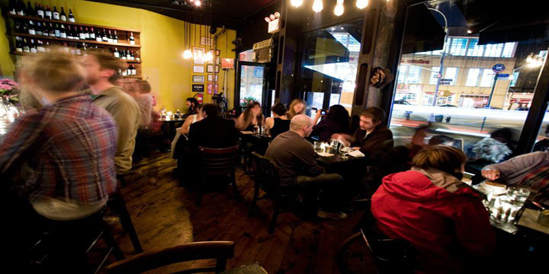 Brunch Café Condesa (NYC New York)