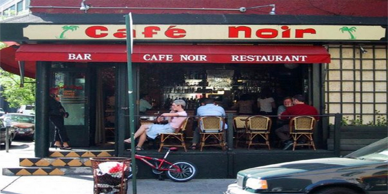 Brunch Café Noir  (NYC New York)