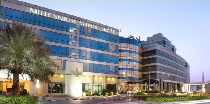 Brunch millennium airport hotel du duba oubruncher for Rechercher un hotel
