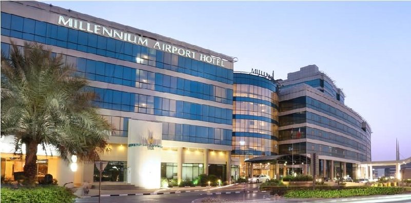 Brunch Millennium Airport Hotel (DU Dubaï)