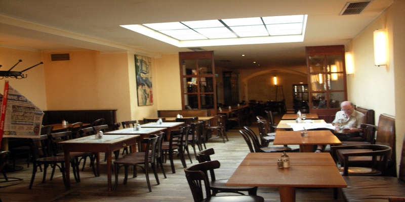 München Café Pück brunch