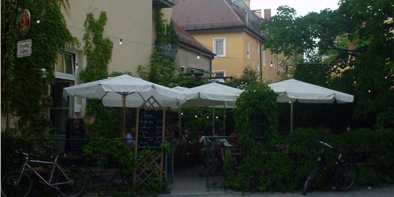 München Preysinggarten brunch
