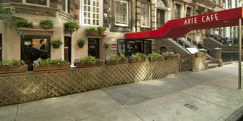 Brunch Arte Café  (NYC New York)