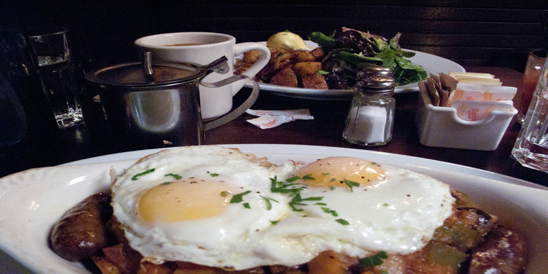 Brunch Bar Tabac  (NYC New York)