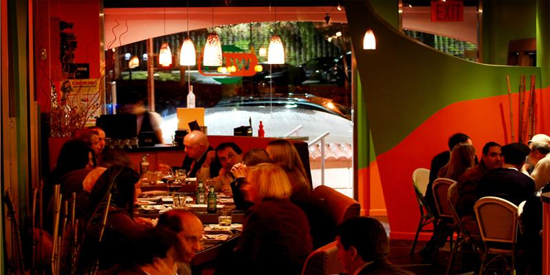 brunch New York Alor Café  brunch