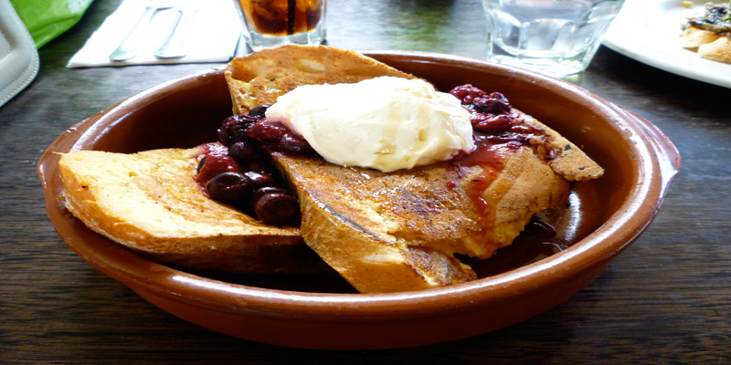 Brunch Lantana Café (LDR Londres)