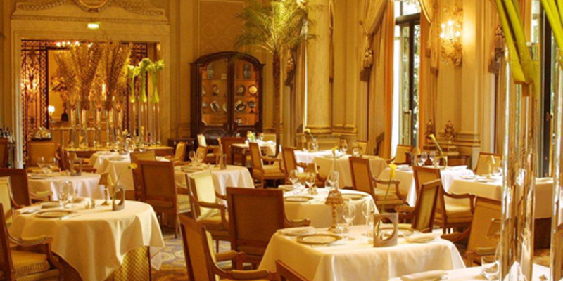 Brunch Les Ambassadeurs du Crillon (75008 Paris 8ème)