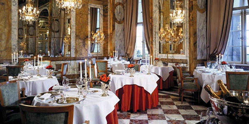 Brunch Les Ambassadeurs du Crillon (75008 Paris)
