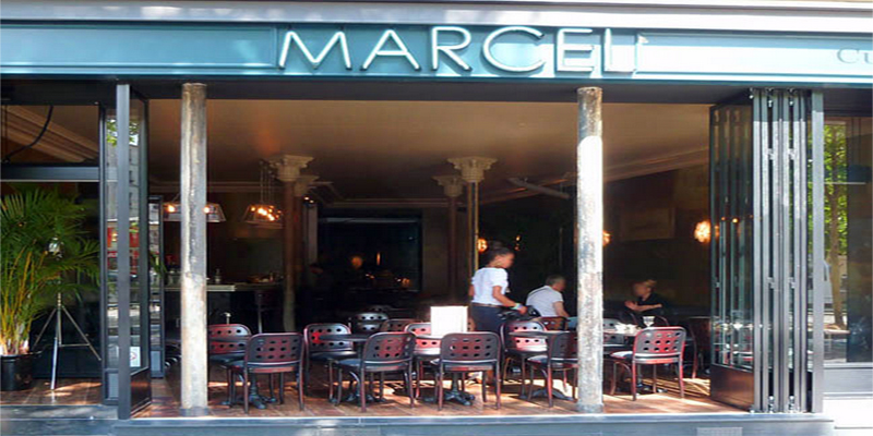 Brunch Café Marcel (75010 Paris)