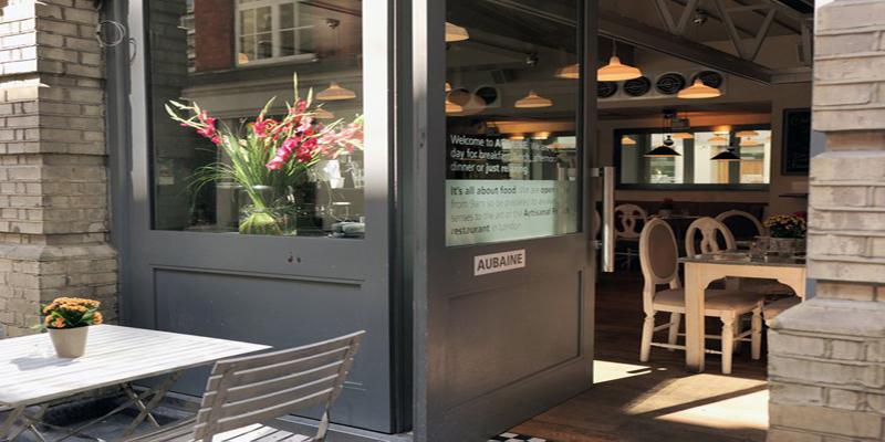 Brunch Aubaine - Regent Street (LDR Londres)