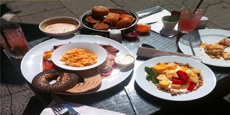 Brunch Vorstadt Café (D8 München)