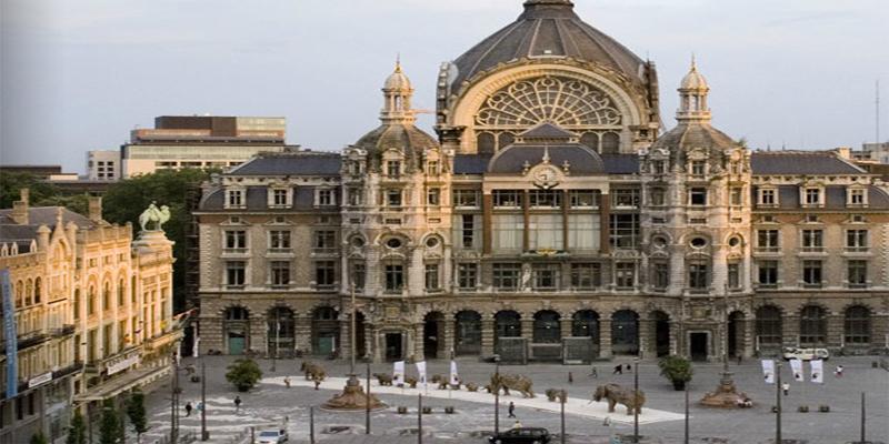 Antwerpen The Square - Aquabrunch brunch