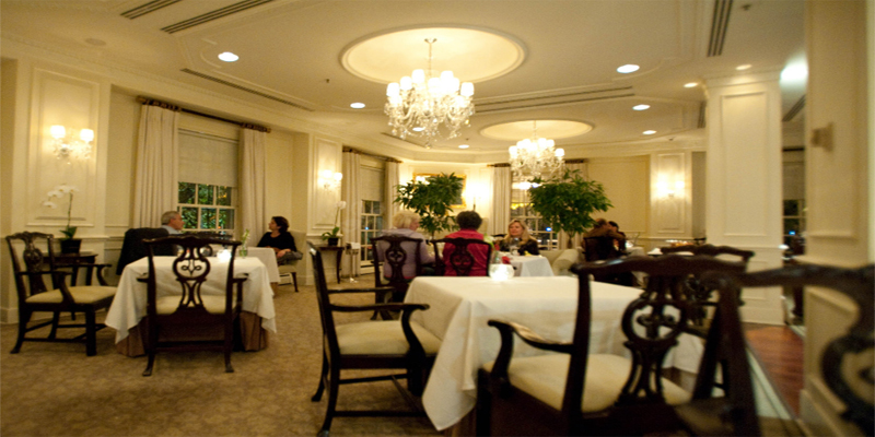 Brunch Lafayette Room - The Hay-Adams  (WSG Washington)