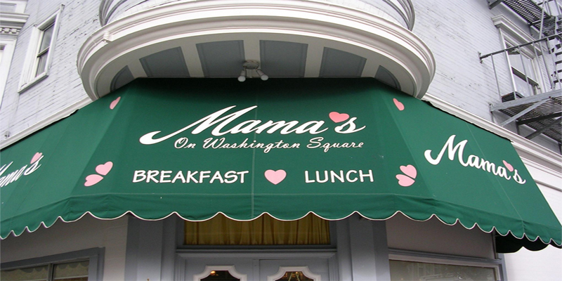 Brunch Mama's on Washington Square (SF San Francisco)
