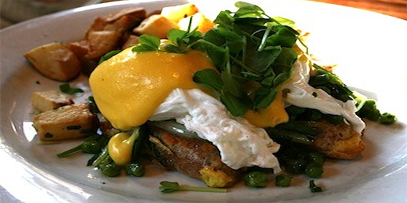 San Francisco Olea brunch