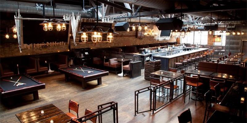 brunch Chicago Rockit Bar & Grill brunch