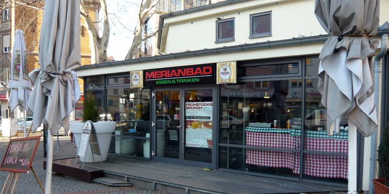 Brunch Merianbad Café (DE603 Frankfurt)