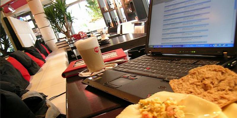 Frankfurt Merianbad Café brunch