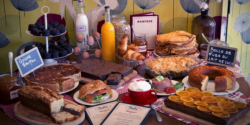 Brunch Le Manfred (75003 Paris 3ème)