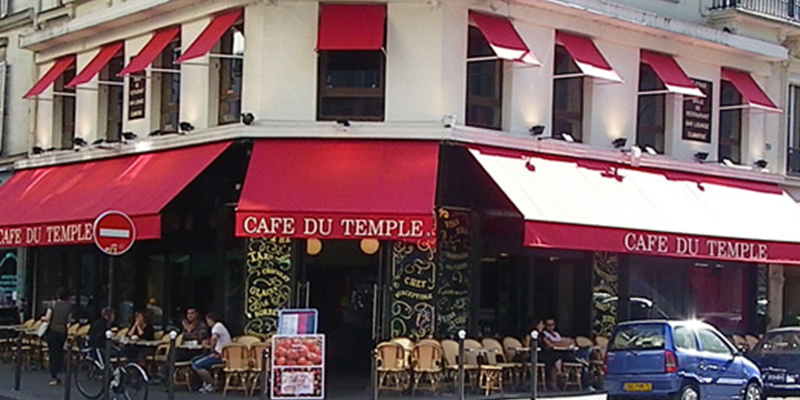 Brunch Café du Temple (75011 Paris)