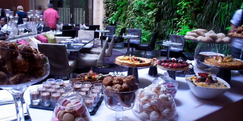 Brunch Pershing Hall (75008 Paris)